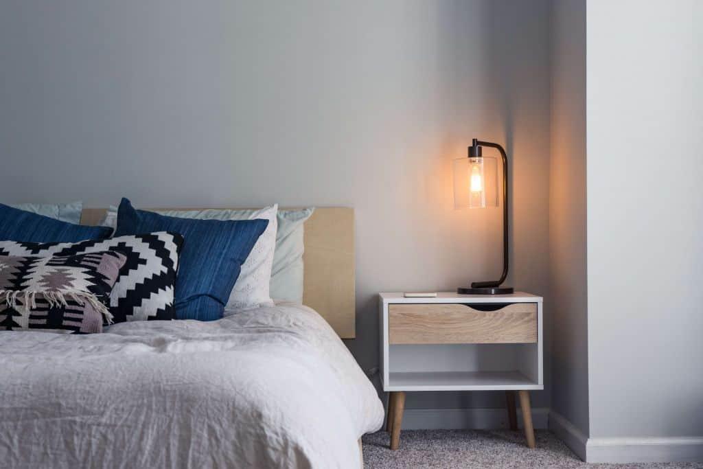 Estetyczna sypialnia