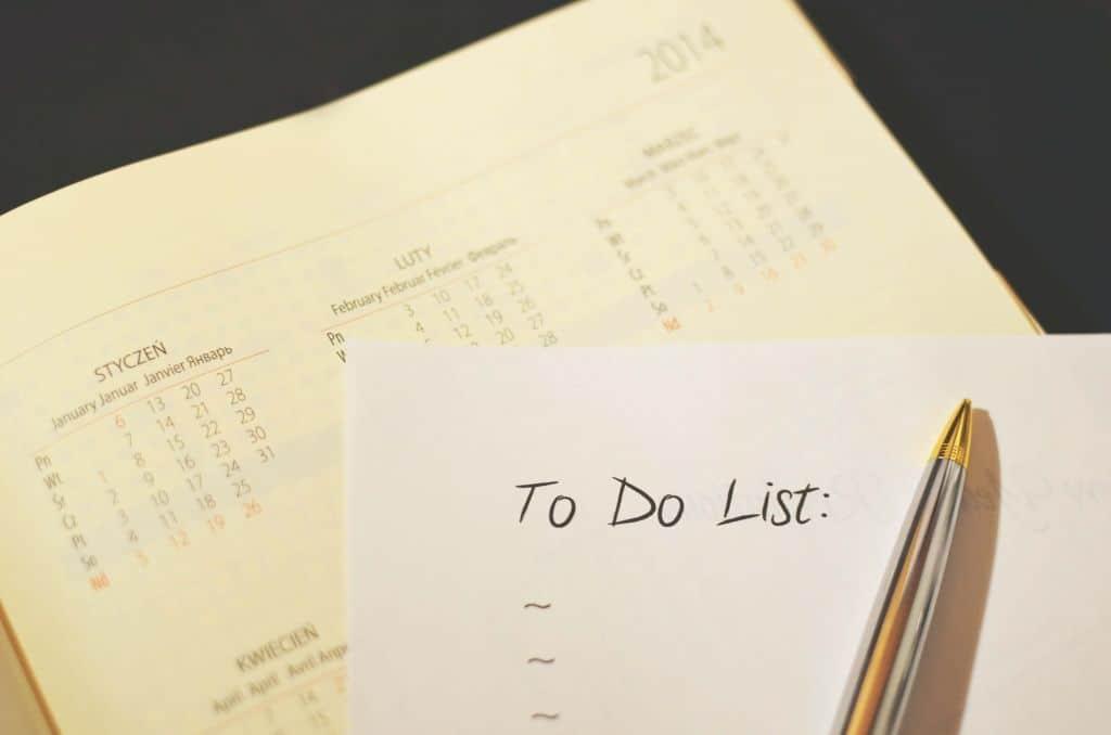 Lista zadań do zrobienia