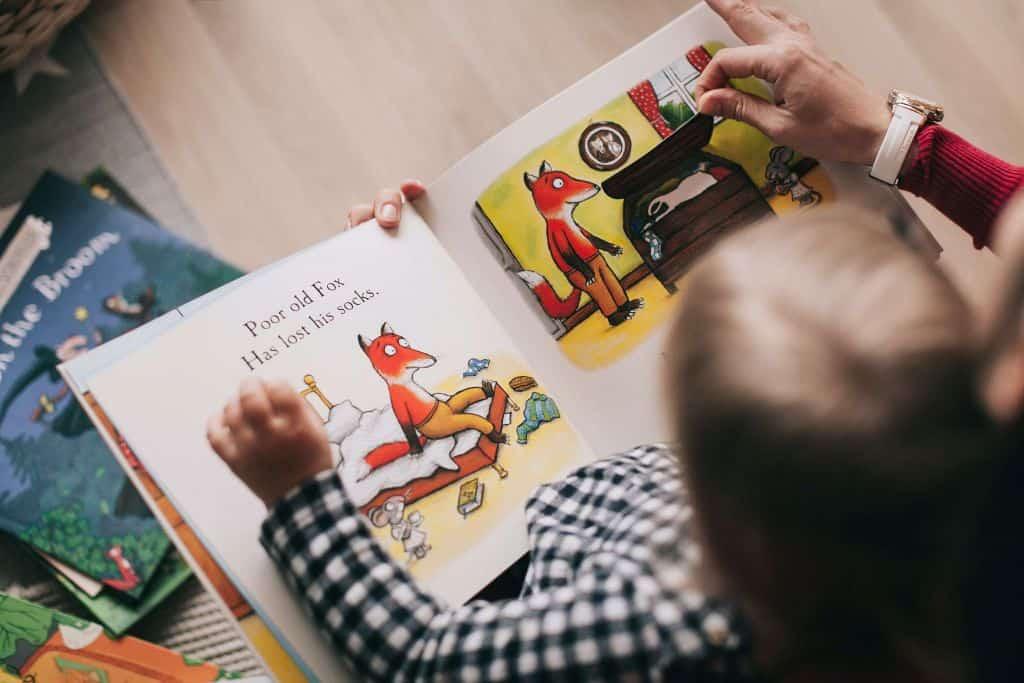 Czytanie z maluchem