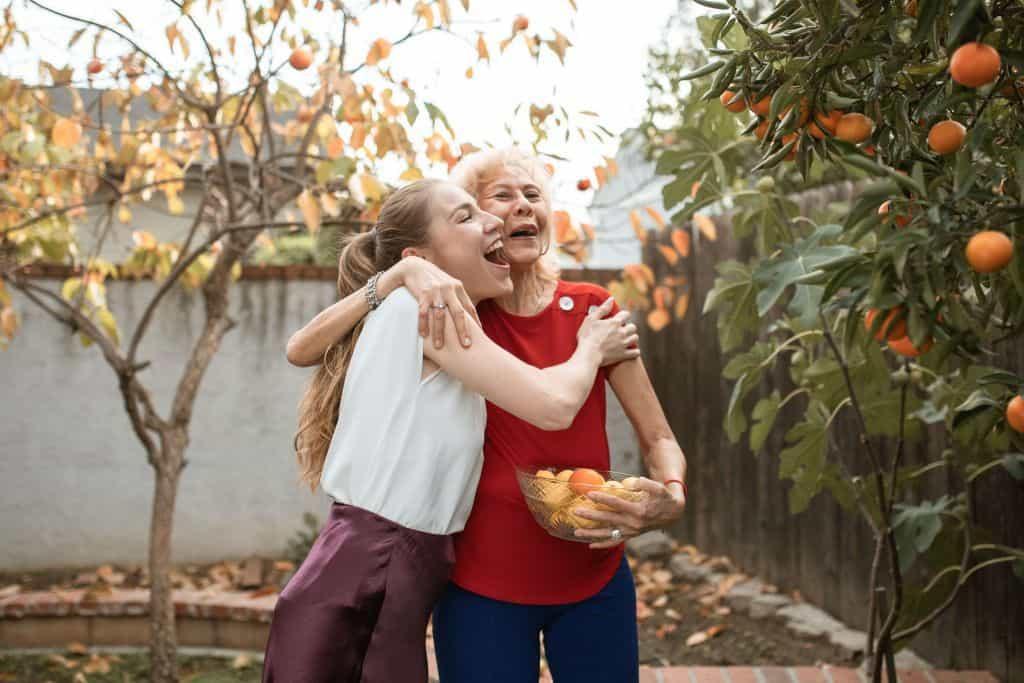 Relacja matki z córką