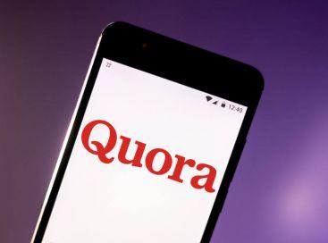 Logo serwisu Quora