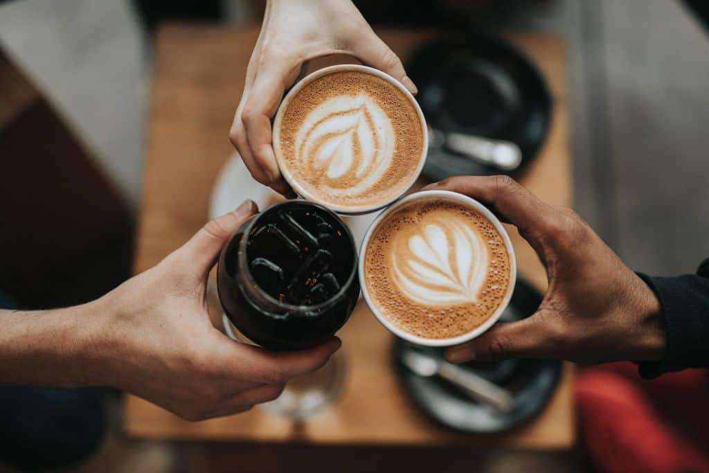 Kawa i wino