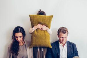 Rozwodzący się rodzice